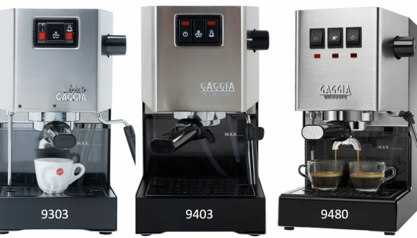 Gaggia Classic 9403 – PID Only